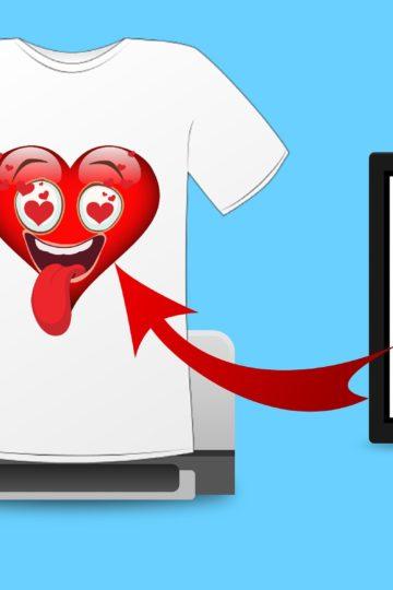 O czym pamiętać przy tworzeniu koszulki ze swoim wzorem?